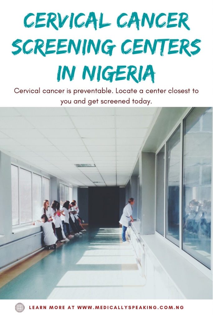 Cervical-Cancer-Screening-Centers-in-Nigeria